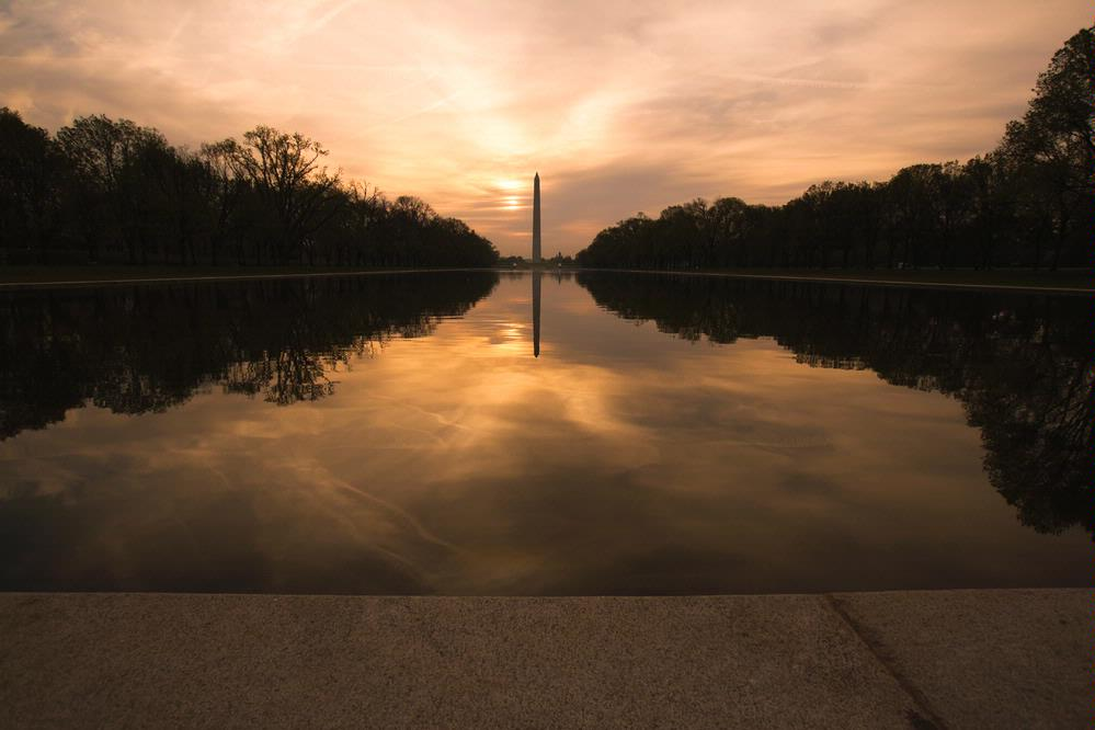 DC Reflection Pond