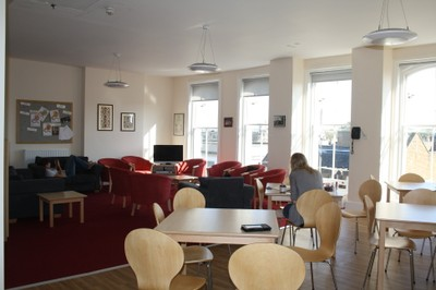Oxford CMRS Housing - Lounge