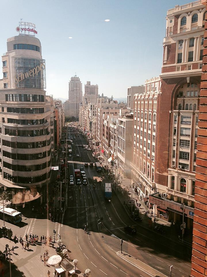 Madrid- City View