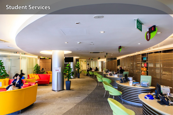 NUS Student services