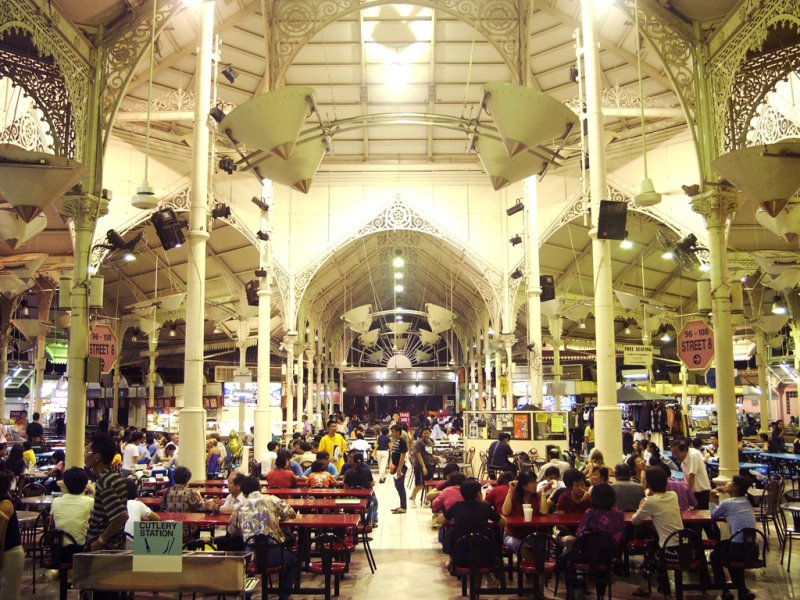 Lau Pa Sat food centre
