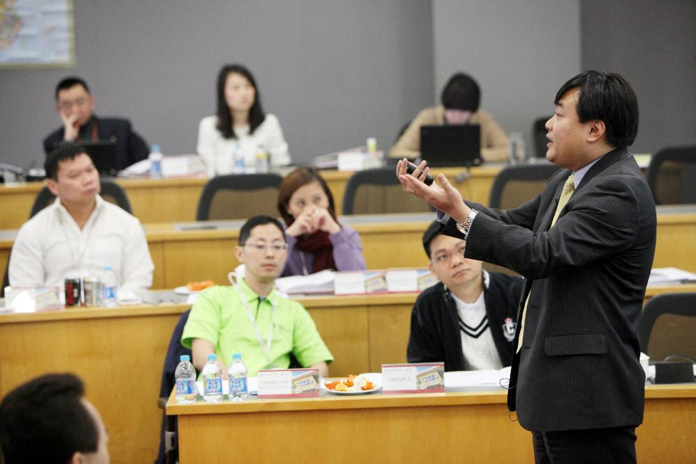 Lecture at Peking University