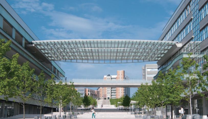 Kyushu campus