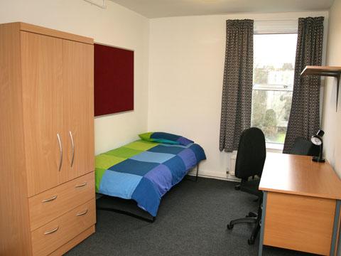 Bath Spa University Student Room