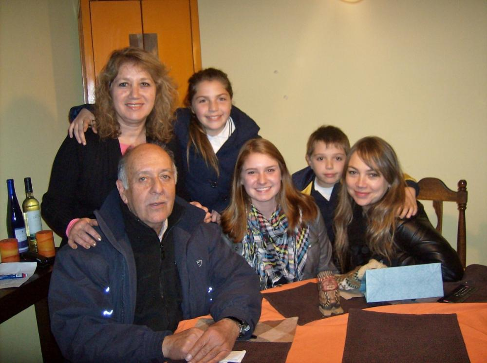 Chile- Homestay USAC