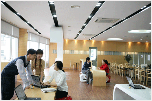 SNU Cafeteria at Sinyang Hall