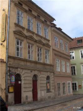 USAC - Housing in Prague