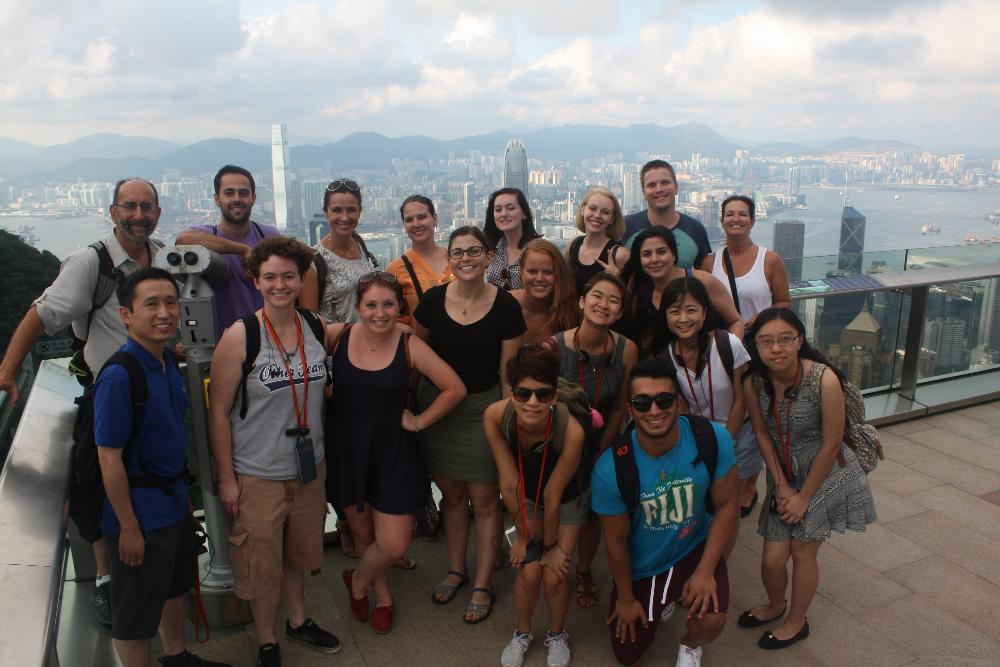 Hong Kong - Group Photo
