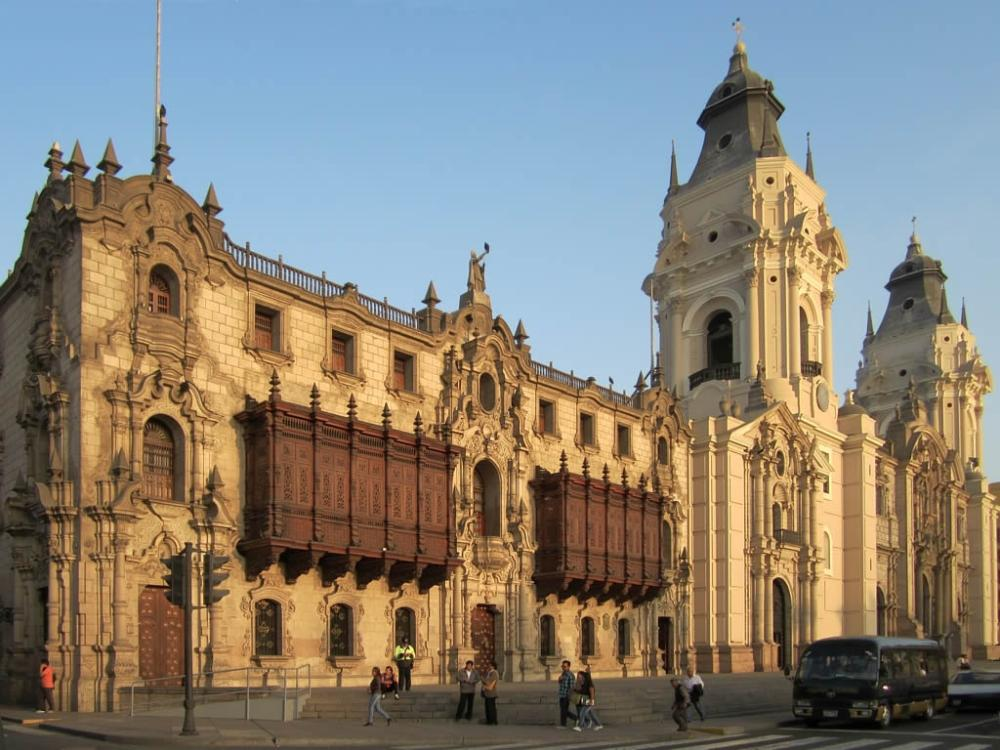 Lima Cathedral