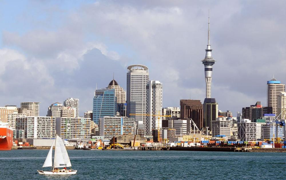 ISA- Auckland City View