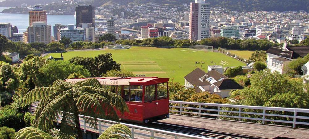 ISA- Wellington Cable Car