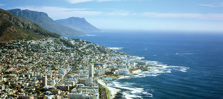 CIEE Cape Town overview
