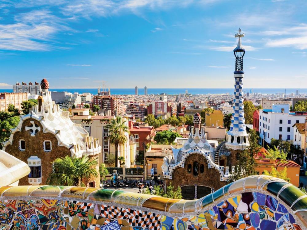 ISA Barcelona - Park Guell2