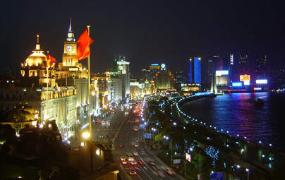ISA Shanghai city overview