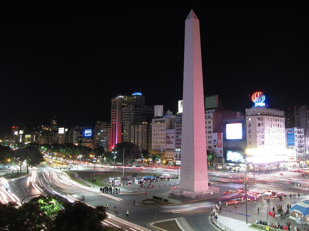 Buenos Aires - Night