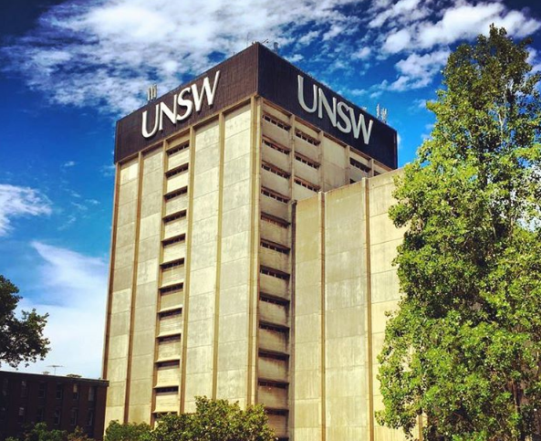 UNSW Library Tower
