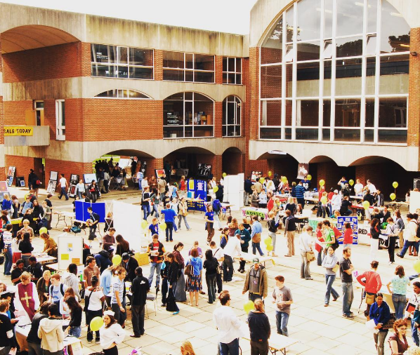 Sussex Freshers Fair