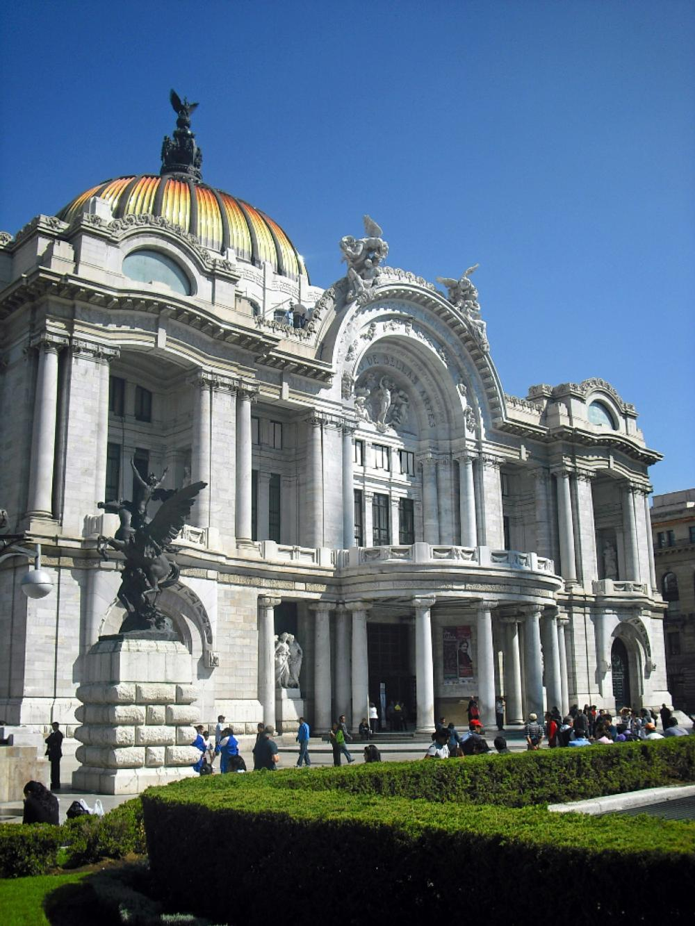 Mexico City - Bellas Artes