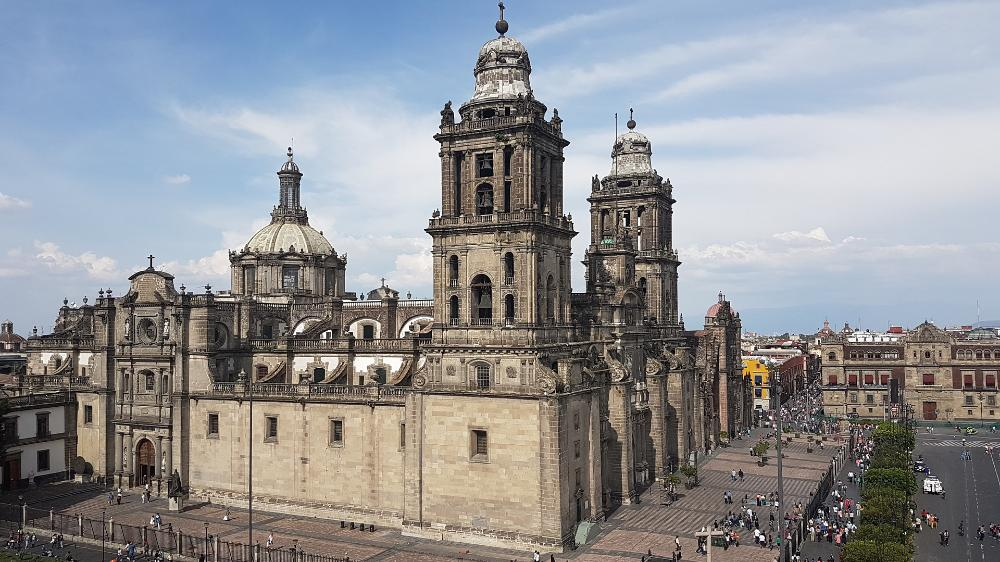 Mexico City - Cathedral