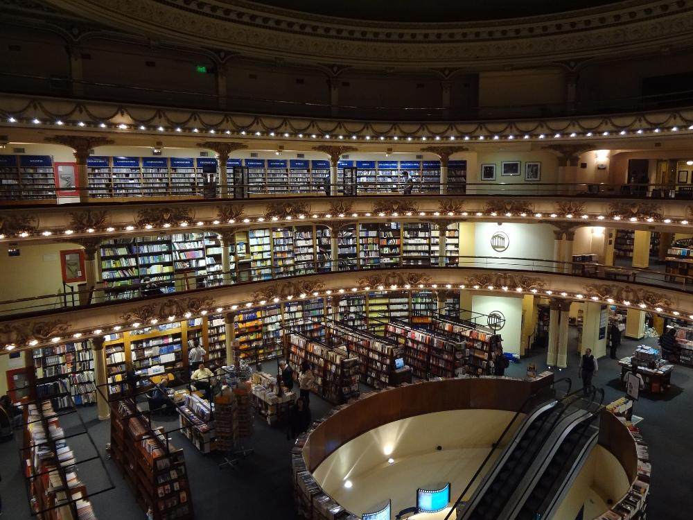 Buenos Aires - Bookstore
